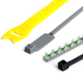 Fasteners & Components Cable Ties & Grommet Strip